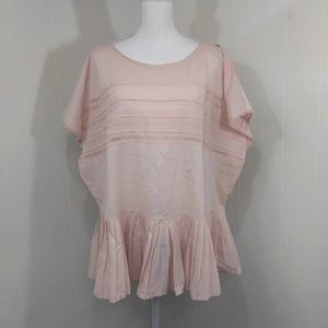 Lane Bryant NWT ($49.95) 18/20 Pink Cotton
